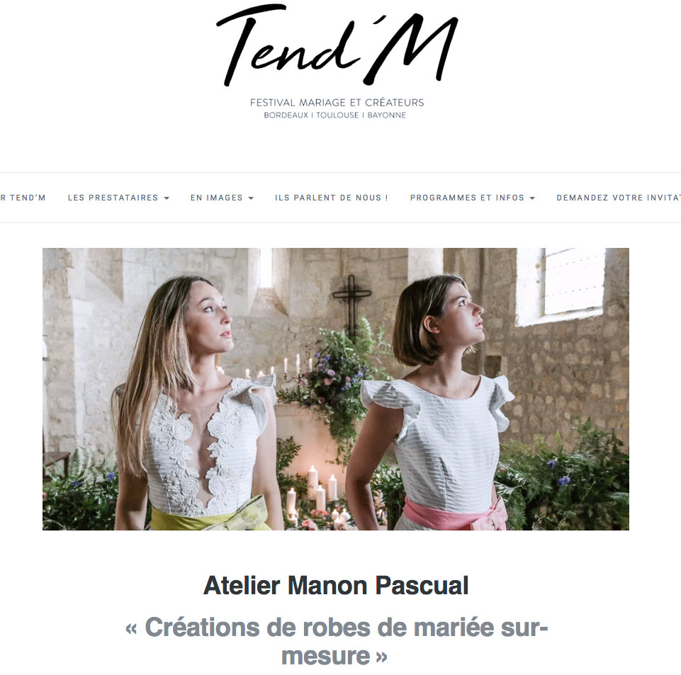 tendm.net, Bordeaux - Toulouse - Bayonne